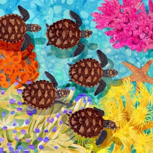 Baby Sea Turtles TCA