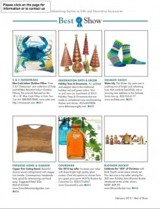 Gift and Decorative Accessories