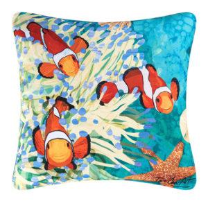 clown fish pillow
