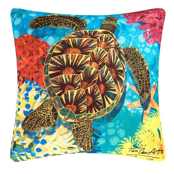 turtle pillow
