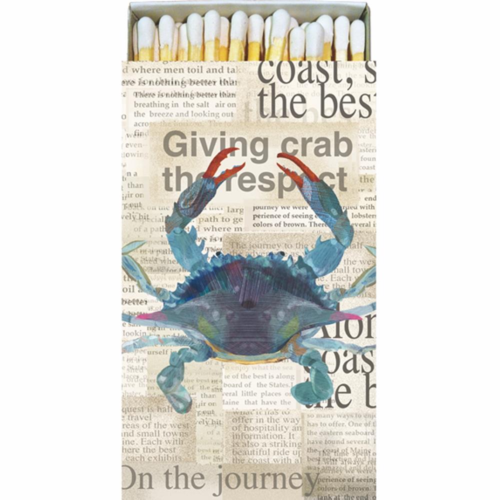 27103_Best Blue Crab MATCHES