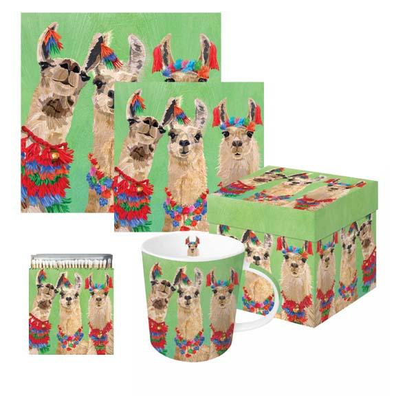 llamas ws